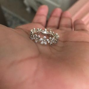 Pandora ring - size 8